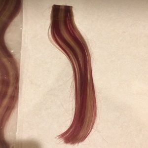 """Remi 100% hair tape in extensions 16"""""""